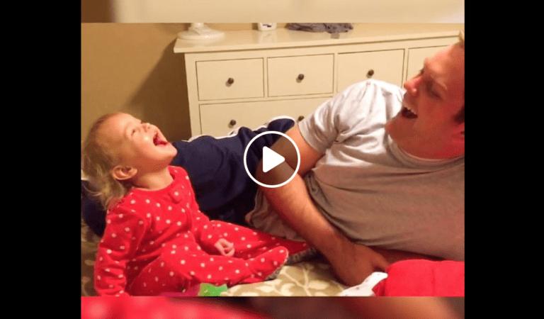 Cele mai emotionante momente intre tati si copiii lor