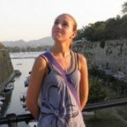 Poză de profil pentru Catalina